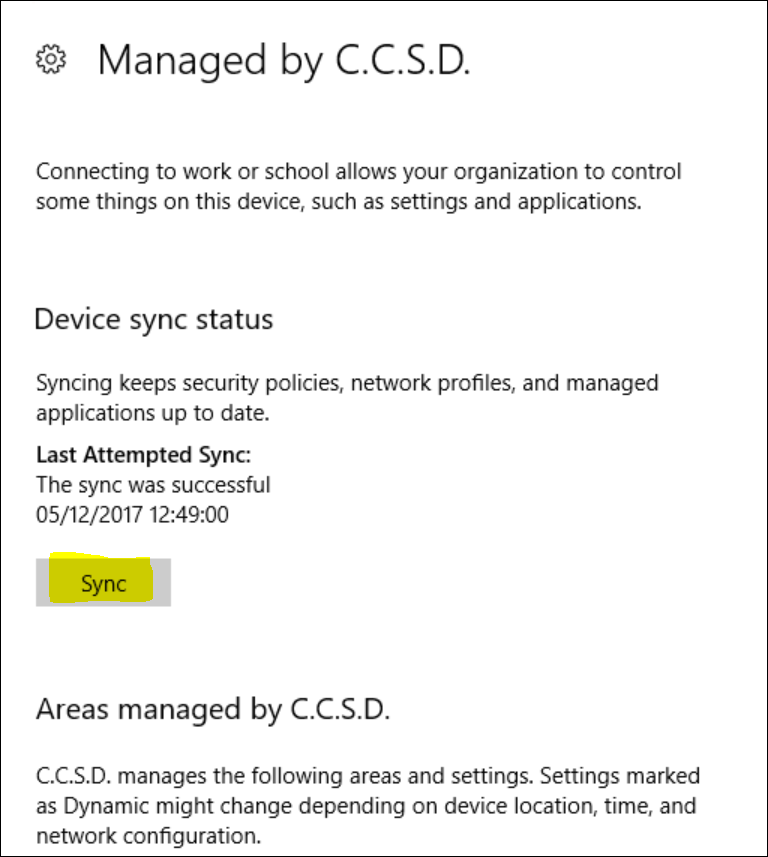 An interesting use-case for Intune and SCCM Co-Management - Part 4