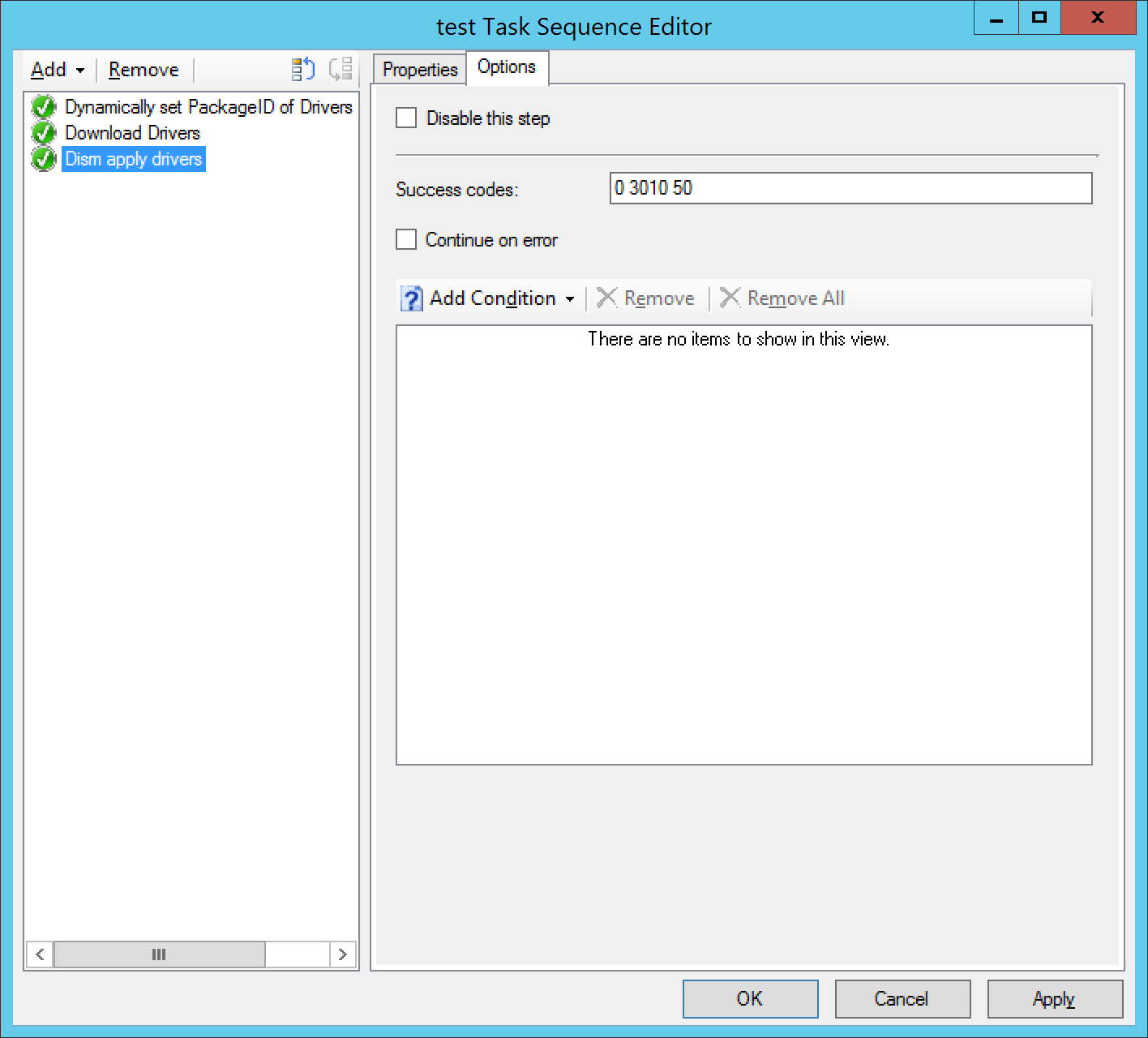 Modern driver management in Configuration Manager Current